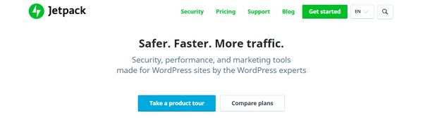 WordPress Security Plugin Jetpack