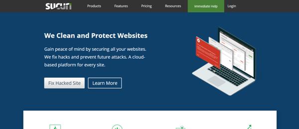 sucuri website security plugin