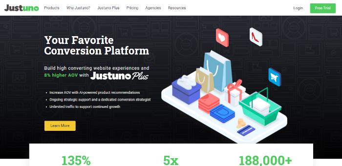 The-AI-Visitor-Conversion-Optimization-Platform-Justuno