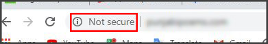 not-secure