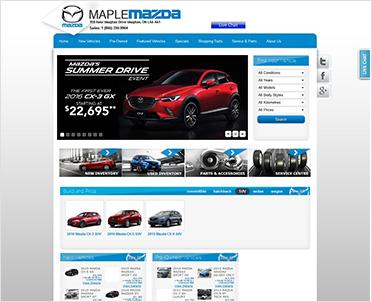Maple-Mazda