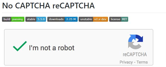 laravel no captcha recaptcha